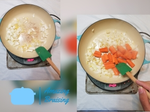 Sauteing Vegetables