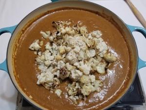 Cauliflower In Sauce