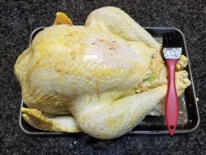 Brushed Turkey
