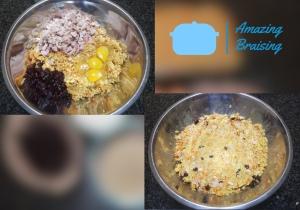 Mixing Arancini