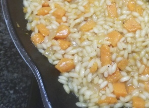 Wrapping up Risotto